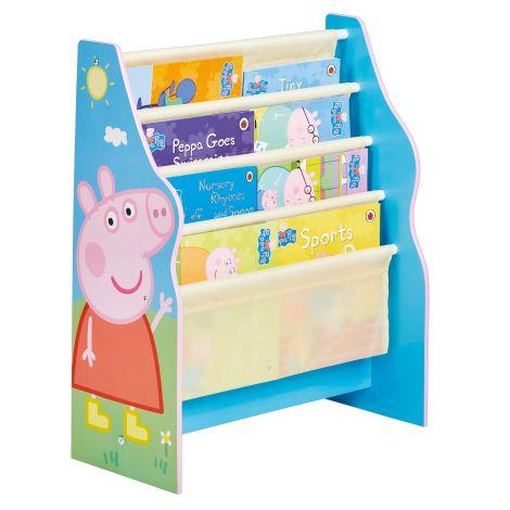 Boekenrek Peppa Pig