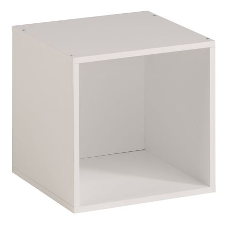 Opbergbox Kubikub met 1 vak - wit