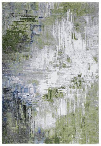 Vloerkleed Gallery Landscape 190x133 - Groen