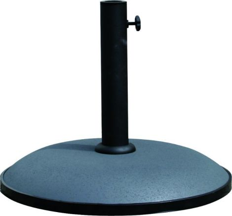 Ronde parasolvoet in beton - 25 kg