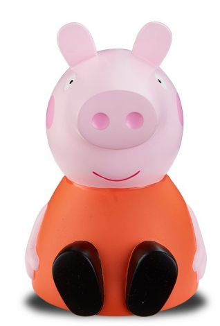 Nacht- en zaklamp Buddy Peppa Pig