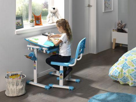 Bureau enfant Comfortline 201 - bleu
