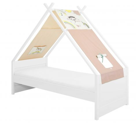 Tipi bed Unicorn Cool Kids 90x200 cm