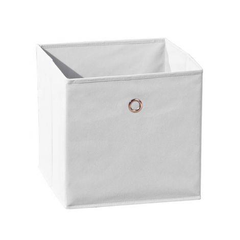 Boîte de rangement pliable Winny - blanc