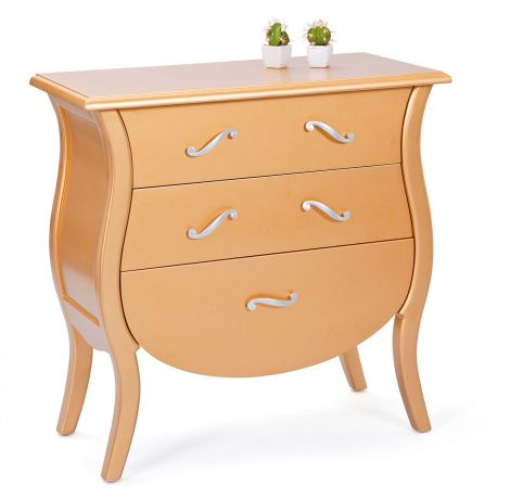 Commode Barokko - goud