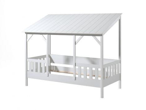 Huisbed Malia 90x200 - wit dak
