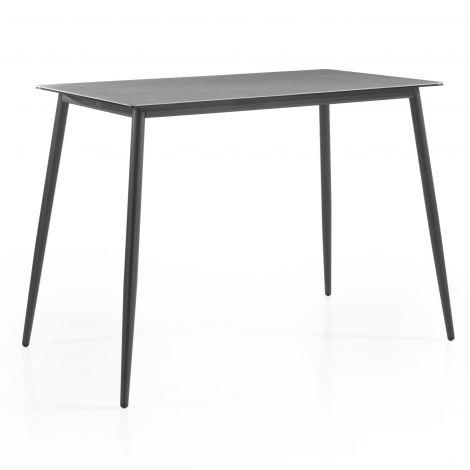 Bartafel Luca 80x150 - grijs