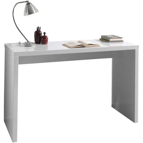 Sidetable Arno 120 cm - hoogglans wit