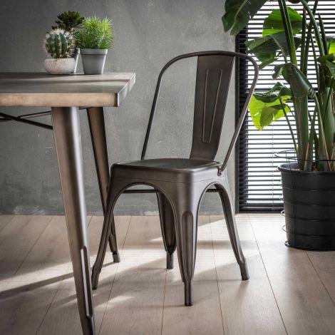 Set van 4 stoelen Laurent