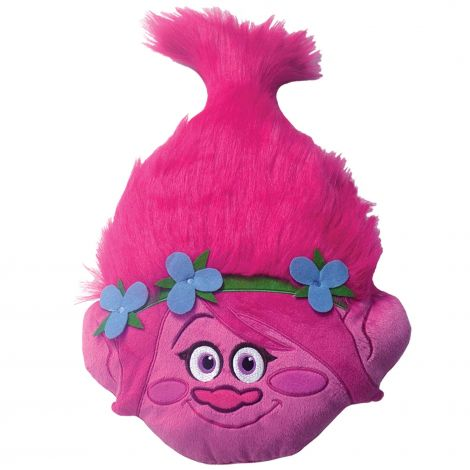 Kussen 3D Trolls Poppy