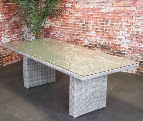 Table de jardin Yale 220x100