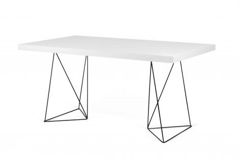 Tafel Multis - wit/zwart