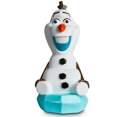 Veilleuse et lampe de poche La Reine des Neiges Olaf