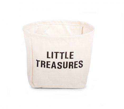 Katoenen mandje Little Treasures