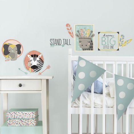 Stickers muraux Animal Gallery
