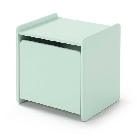 Table de chevet Kiddy - menthe
