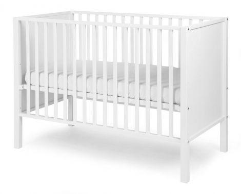 Babybed Modern - wit