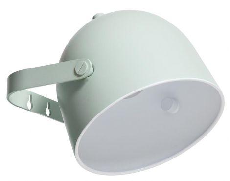 Muurlamp Flexa Monty - mintgroen