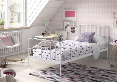 Bed Alice 90x200 - wit