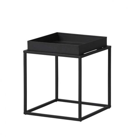 Table d'appoint Club - noir