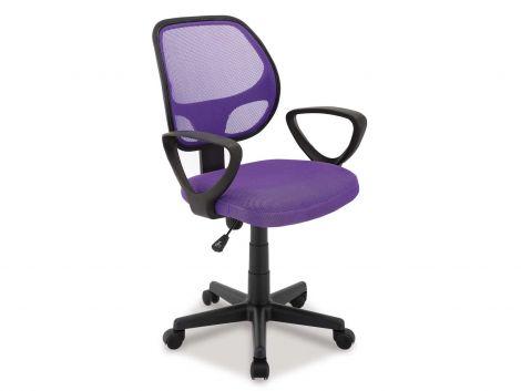 Chaise de bureau Pipa - violet
