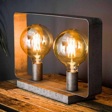 Tafellamp Strip 2 lichtbronnen