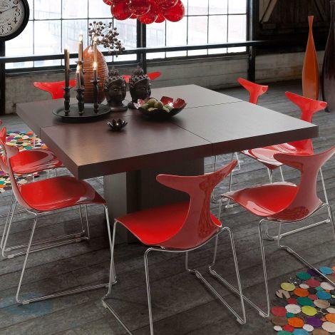 Eettafel Dusk 150x150 - bruin