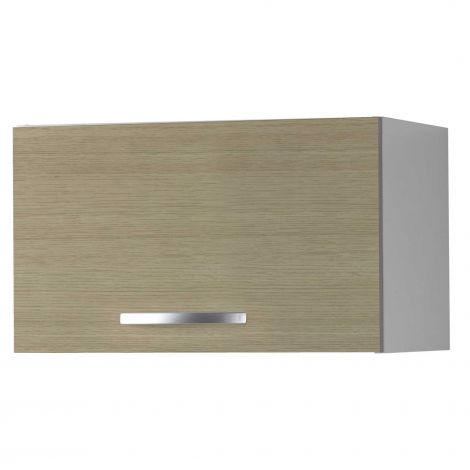 Lage bovenkast Smoothy Oak 60 cm - 1 deur