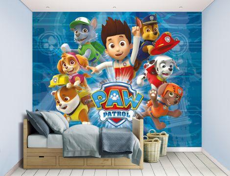 Kinderbehang Paw Patrol