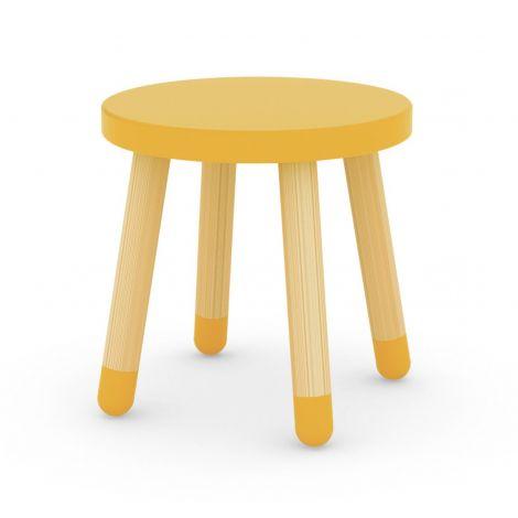 Kinderkrukje Flexa Play - geel