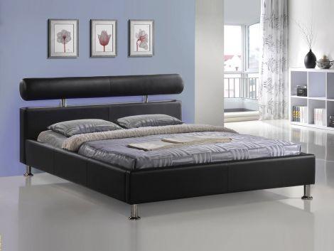 Bed Apollo 140x200 - zwart