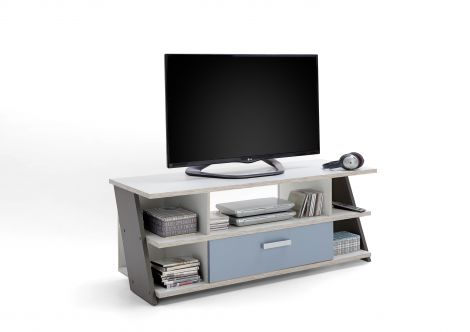 Tv-meubel Nano 135cm - grijs
