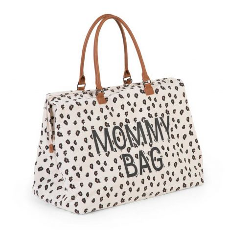 Luiertas Mommy Bag - luipaard
