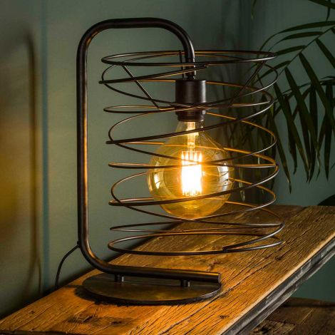 Tafellamp Karin Ø25 - antraciet
