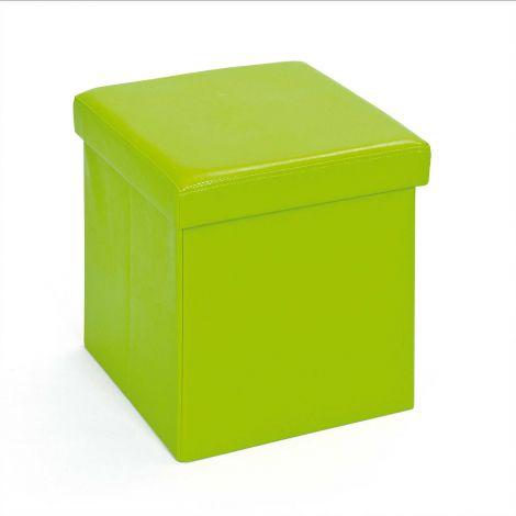 Plooibare poef Setti - groen