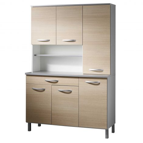 Buffetkast Smoothy Oak 120 cm