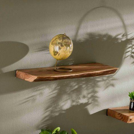 Wandplank Macy 60 cm - acacia