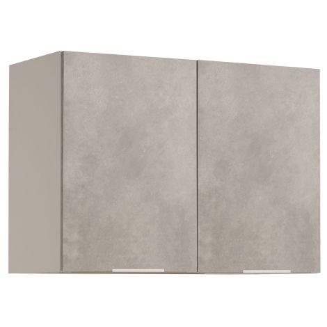 Bovenkast Spoon 80 cm - beton