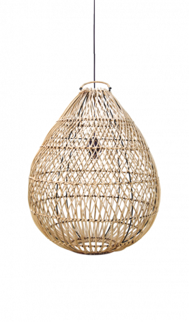 Hanglamp Funes ø40 cm - rotan