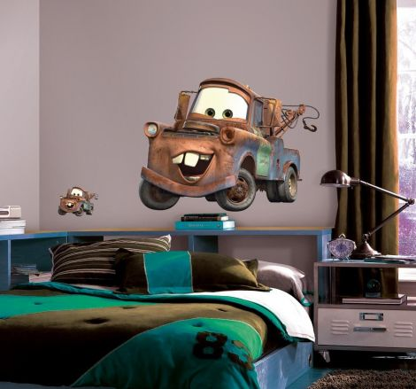 RoomMates stickers muraux - Cars Mater