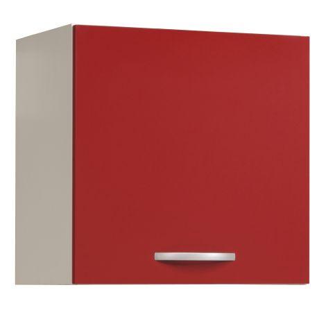 Bovenkast Eko 60 cm - rood