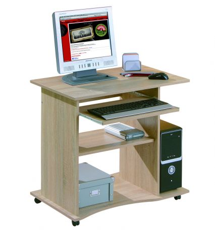 Computertafel Adda - eik