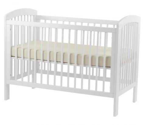 Babybed Sophie 2 - wit