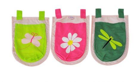 3 sacs de rangement Spring