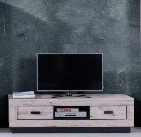 Tv-meubel Marseille - eik