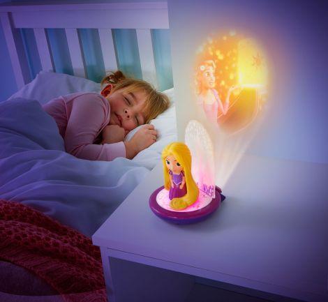 Nachtlampje Disney Princess Rapunzel