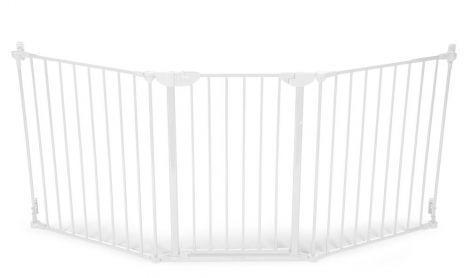 Barrière pare-feu XL avec portillon