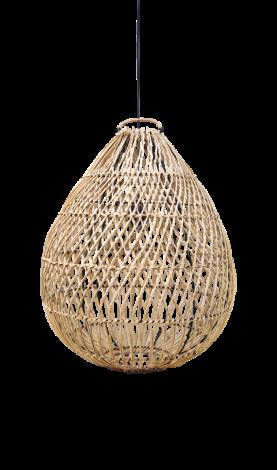 Hanglamp Funes ø50 cm - rotan