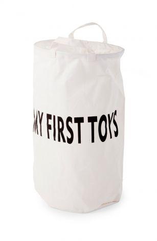 Katoenen mand My First Toys