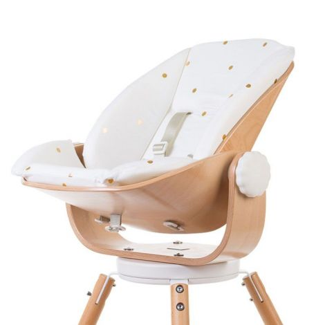 Comfortkussen Evolu Newborn - gold dots